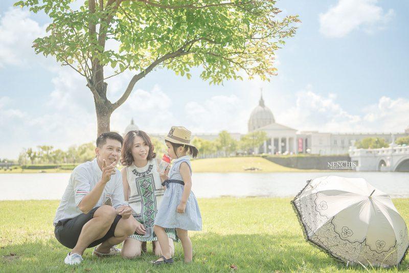 台南兒童,親子寫真,兒童寫真,奇美博物館,南起司