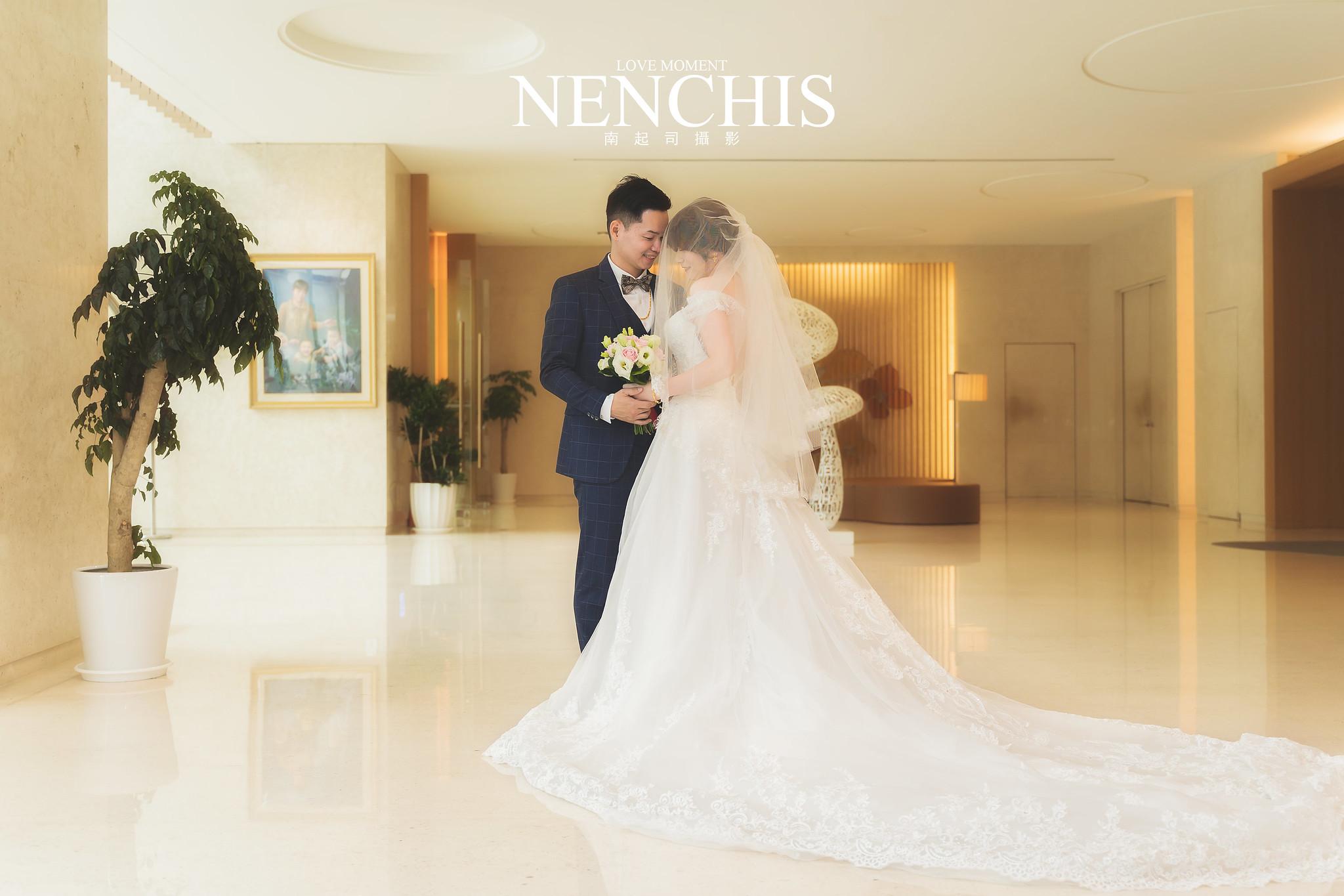 台中婚攝,日月千禧酒店,南起司,Nenchis,婚禮紀錄,日月千禧